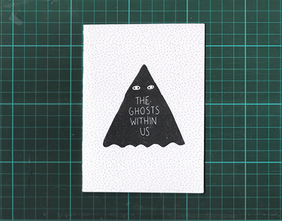 The Ghosts Within Us Zine