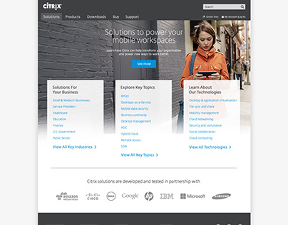 Citrix - Mobile Solutions