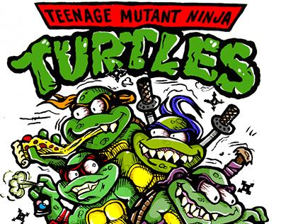 Teenage Mutant Ninja Turtles - TMNT