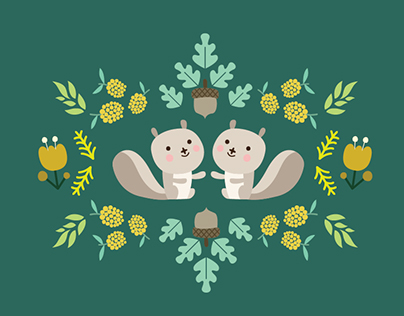 Squirrels & Beavers