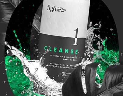 Figo Vegan Skin Care for Men