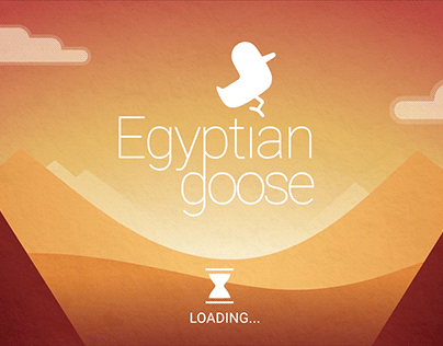 Game design- Egyptian goose