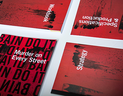 Murder on Every Street Book | awarded MISTD