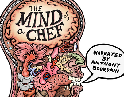 The Mind Of A Chef - Playlist Potluck