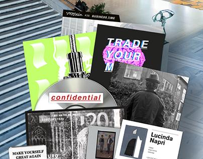 Voortuin #28 — Self-published independent magazine