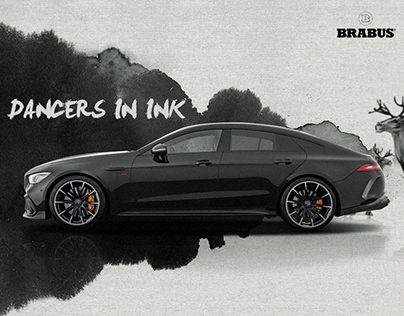 Brabus800 | Dancers in ink
