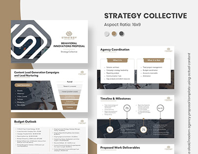 Sample 24. Strategy Collective Presentation