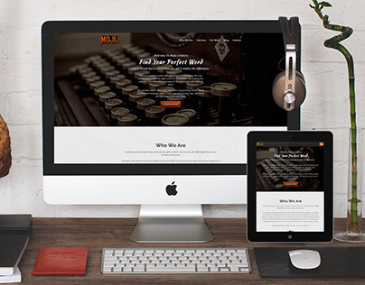 MoJu Creative | Branding and Website