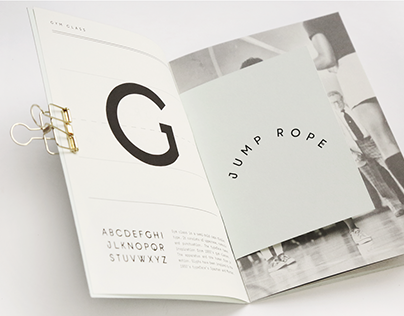 Gym Class Typeface
