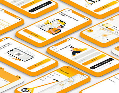 FeelWheel kick scooters rental app