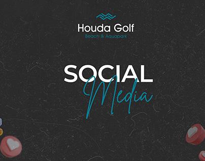 Houda Golf - Social Media