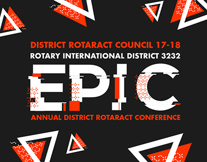 EPIC | Annual District Rotaract Conference, RID 3232