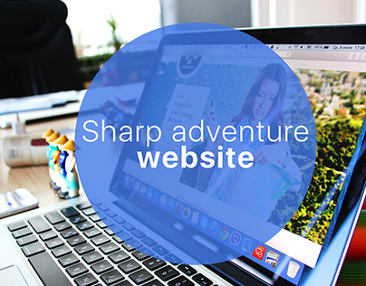 """sharp adventure"" website of excursion"