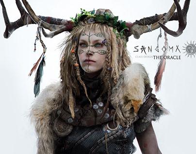 Terra Gods: Creature and Character Fantasy Design