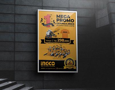 Billboard Design - INGCO