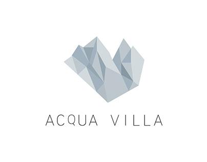 Water Brand Logo