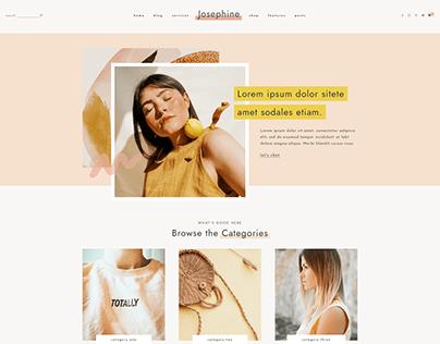 Clean Woo-Commerce Website Design 2021