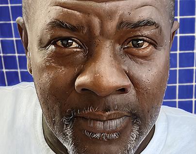 R. Smith, portrait