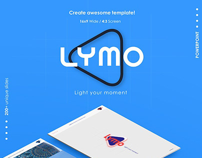 Lymo Powerpoint Presentation Template