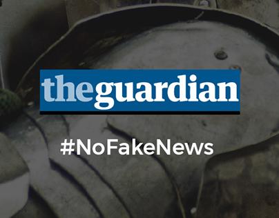 #NoFakeNews - The Guardian