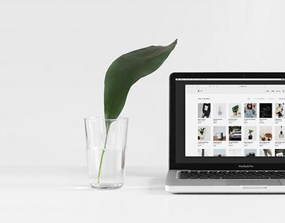 Poplr - Website