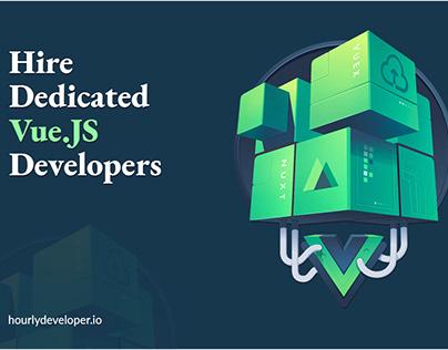 Hire Dedicated Vue JS Developers