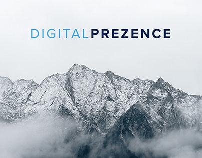 Digital Prezence   Brand Identity & Web Design