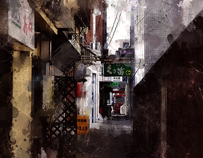 甲府市 4 / Kofu City 4