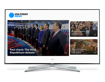 USA TODAY Apple TV App