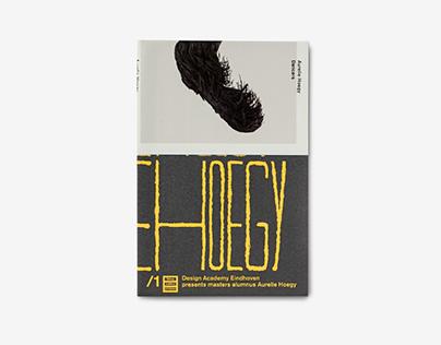 Aurelie Hoegy, Design Academy Eindhoven, 2016