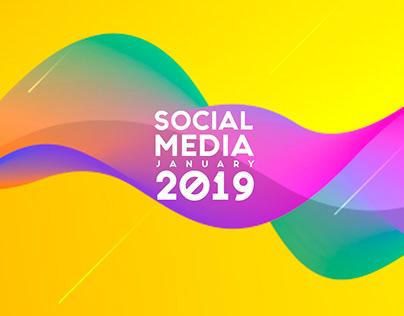 SOCIAL MEDIA JAN 2019 PART 2
