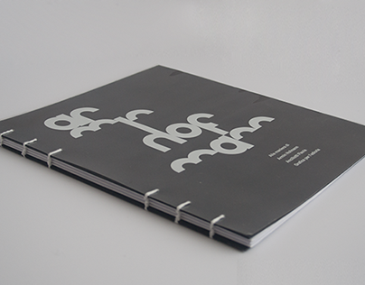 exhibition book - Armin Hofmann