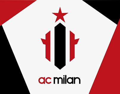AC Milan logo restyling