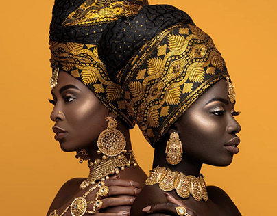Fashion Photography Golden