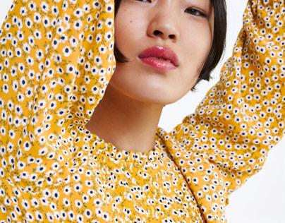 ZARA WOMAN // pattern