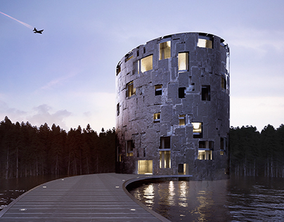 Hotel Competition// Sweden