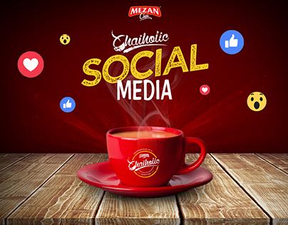 Mezan Chaiholic Social Media