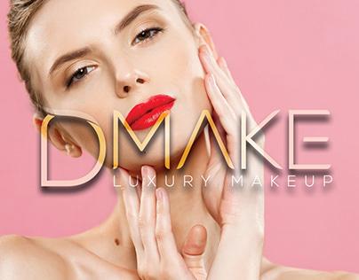 DMake Logo Design