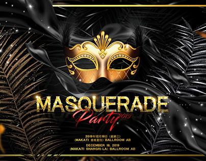 Masquerade Graphic Design
