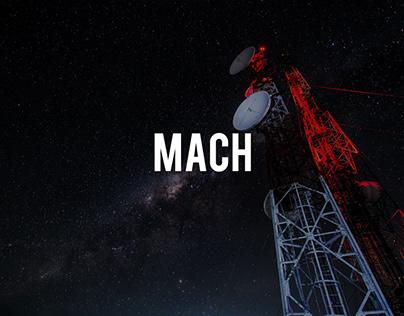 Mach - Rebrandign
