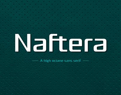 Naftera Font Family