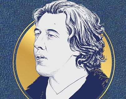 Corazón relator Oscar Wilde Fanzine