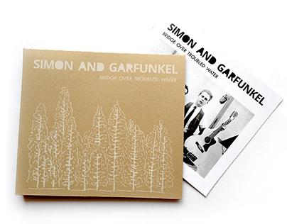 Simon and Garfunkel album redesign   2015