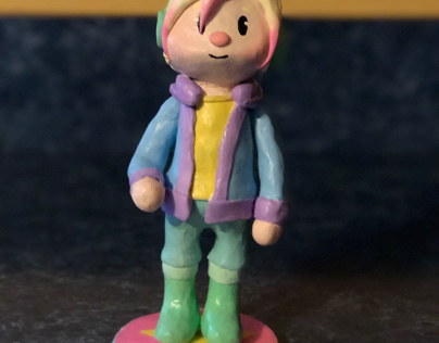 Human Maximus figurine
