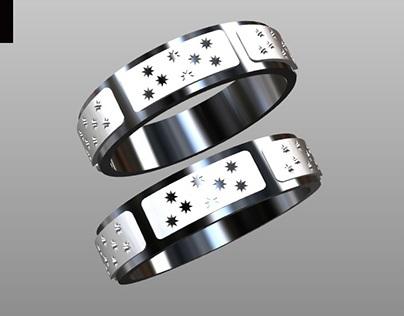 More wedding rings...