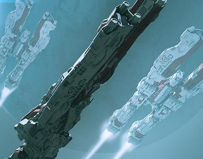 Infinite fleet / Carrier MK5
