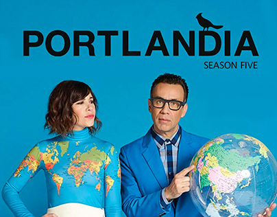 Portlandia [Season 5] (Graphics)