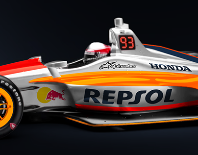 IndyCar Concept Liveries