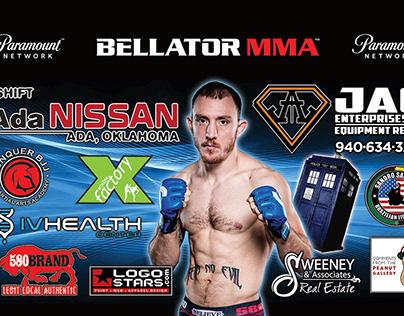 Bellator fighter package