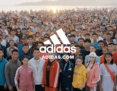 ADIDAS - Create your moment now.